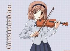 Fonds d'écran Manga GGViolon