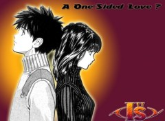 Wallpapers Manga A one sided love ?
