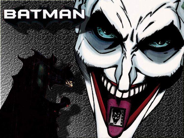 Wallpapers Comics Wallpapers Batman The Joker Wallpaper
