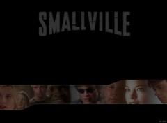 Fonds d'écran Séries TV Red's Wallpaper of Smallville - 01