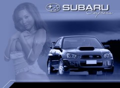 Wallpapers Cars Subaru impreza