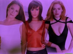 Fonds d'écran Séries TV charmed10