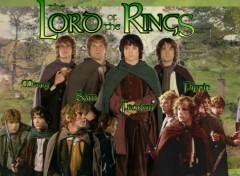 Fonds d'écran Cinéma Les hobbits