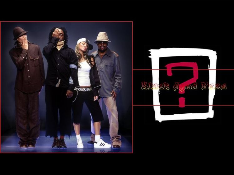Fonds d'écran Musique Black Eyed Peas Wallpaper N°4944