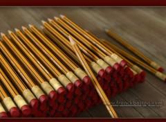 Fonds d'écran Art - Numérique pencil