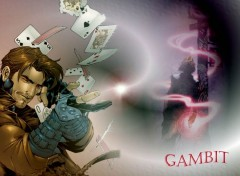 Wallpapers Comics Gambit