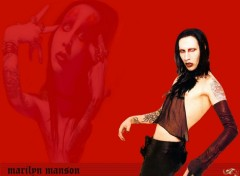Fonds d'écran Musique Marilyn Manson