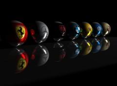 Fonds d'écran Art - Numérique Concept Car Billard 2