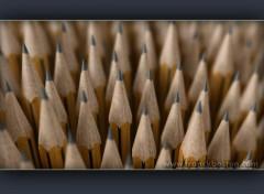 Fonds d'écran Art - Numérique Pic pencil