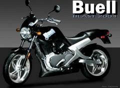 Fonds d'écran Motos Blast 2004