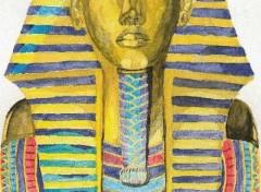 Fonds d'écran Art - Peinture Tout Ankh Amon