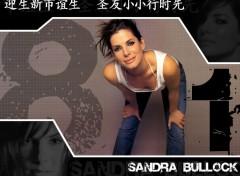 Fonds d'écran Célébrités Femme Sandra Bullock