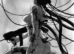 Fonds d'écran Manga ghost in the shell