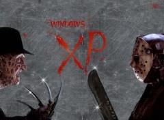 Fonds d'écran Informatique Bloody XP
