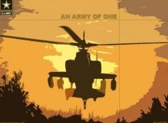 Fonds d'écran Avions An Army Of One