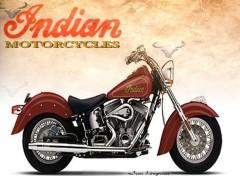 Fonds d'écran Motos Indian Spirit Springfield 2003