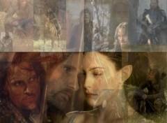 Fonds d'écran Cinéma Aragorn