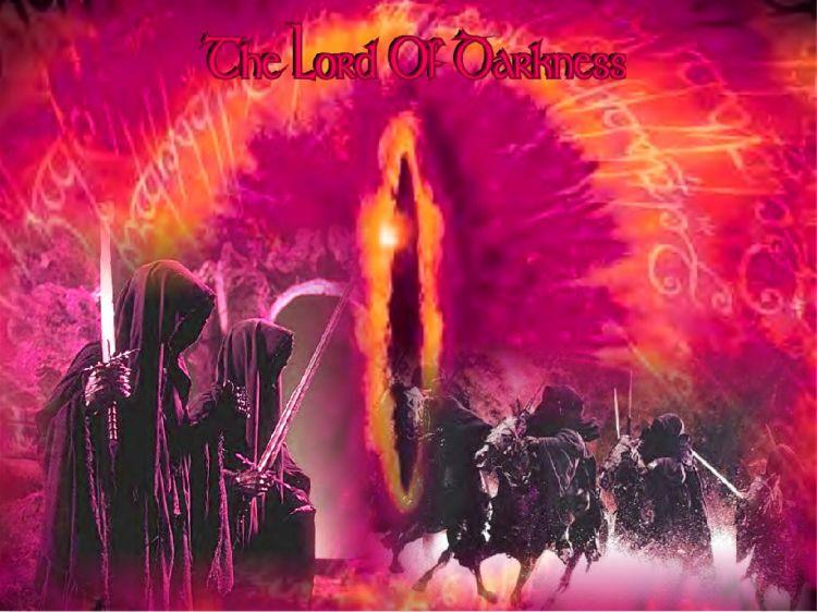 Fonds d'écran Cinéma Le Seigneur des Anneaux : le Retour du Roi Le Seigneur des Ténèbres