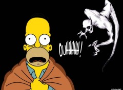 Fonds d'écran Dessins Animés Homer pouilleu