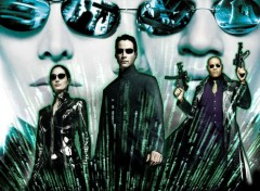 Wallpapers Movies wise matrix