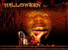 Fonds d'écran Art - Numérique halloween