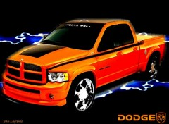 Wallpapers Cars Dodge Ram Hemi