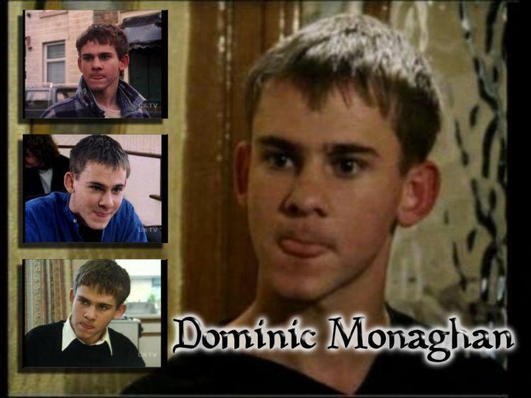 Fonds d'écran Célébrités Homme Dominic Monaghan Bonne langue