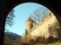 Fonds d'écran Constructions et architecture Chateau Hirschorn