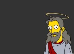 Fonds d'écran Dessins Animés Jesus
