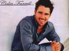 Wallpapers Celebrities Men Colin Farrell