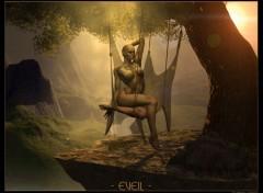 Fonds d'écran Art - Numérique Eveil