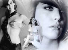 Fonds d'écran Célébrités Femme Liv2