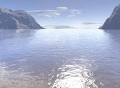 Fonds d'écran Art - Numérique Pacific sea