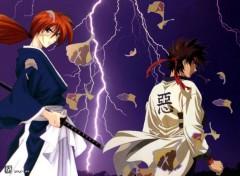 Wallpapers Manga rurouni kenshin_25