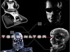 Fonds d'écran Cinéma Terminator 3