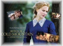 Wallpapers Movies retour a cold mountain