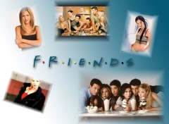 Fonds d'écran Séries TV friends