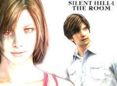 Fonds d'écran Jeux Vidéo Silent Hill 4