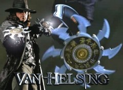 Fonds d'écran Cinéma Une arme de Van Helsing