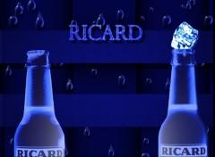 Fonds d'écran Objets Ricard Blue