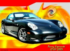 Fonds d'écran Voitures Panoz Esperante GT-LM 2003