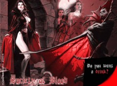Wallpapers Fantasy and Science Fiction I like vampire...