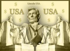 Fonds d'écran Célébrités Homme Lincoln USA