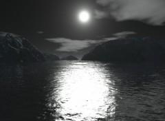 Fonds d'écran Art - Numérique Sister Moon