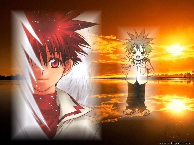 Fonds d'écran Manga DN Angel Daisuke
