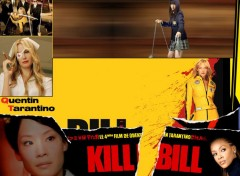 Fonds d'écran Cinéma Kill Bill by bewall ...