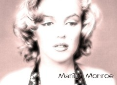 Fonds d'écran Célébrités Femme Pink Marilyn