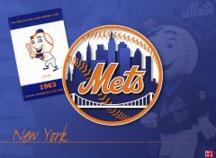 Wallpapers Sports - Leisures NY Mets