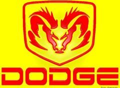 Fonds d'écran Voitures Logo DODGE