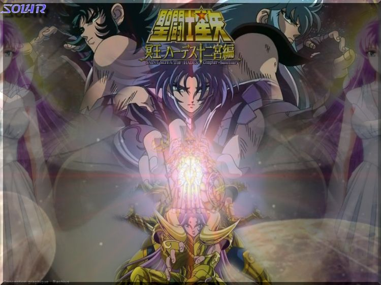 Wallpapers Manga Saint Seiya Wallpaper N°11735